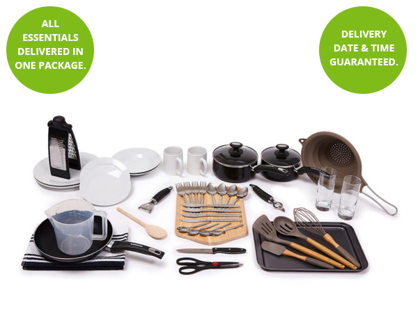 Luxury Student Kitchen Pack | My Student Essentials